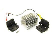 X-MAXX Aluminum Heat Sink & Motor Mounts (Velineon brushless Traxxas 77076-4