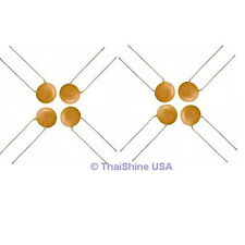 100 x 22pF 50V Ceramic Disc Capacitors - USA SELLER - FREE SHIPPING