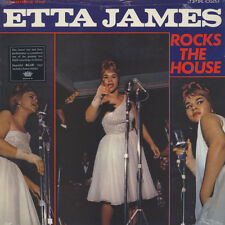 Etta James - Rocks The House Blue Vinyl Edition (LP - 1963 - US - Reissue)