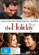 The Holiday DVD BRAND NEW CHRISTMAS HOLIDAY MOVIE Kate Winslet Cameron Diaz R4