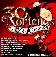 FREE US SH (int'l sh=$0-$3) NEW CD Leyenda De Linares, El Canelo Re: 30 Nortenas