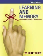 Learning and Memory: Basic Principles, Processes, and Procedures (3rd Edition)