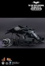 Dark Knight Rises 1/12 The Bat Deluxe Hot Toys Hottoys MMSC002 NEW Declared GIFT