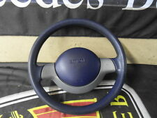 smart car fortwo 450 coupe 599cc BLUE SINGLE PLUG STEERING WHEEL GUARANTEED