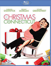 Christmas in Connecticut (BD) [Blu-ray], New DVDs