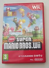 New Super Mario Bros Wii Pal