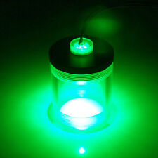 "Barrow G1/4"" Acrylic Lighting Module 5 MM LED Plugs Reservoir Green"