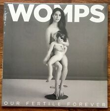 Womps - Our Fertile Forever LP [Vinyl New] 150gm Vinyl + Download (Displaced)