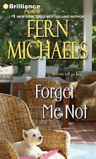 Forget Me Not by Fern Michaels (2015, CD, Abridged)