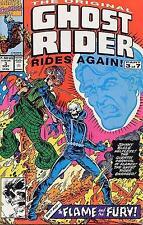 ORIGINAL GHOST RIDER RIDES AGAIN # 3 - COMIC - 1991 - 9.2