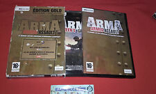 ARMA ARMED ASSAULT EDITION GOLD PC DVD-ROM PAL COMPLET