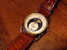 Vintage PULSAR (by Seiko) V338-6000  Quartz Moon Phase Watch