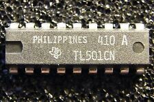 TL501CN ADC building block, Texas Instruments