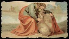 santino cromo-holy card-PAL-GESU' BUON PASTORE 4