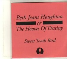 (DT464) Beth Jeans Houghton & The Hooves Of Destiny, Sweet Tooth Bird - DJ CD