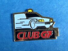 pins pin's car auto taxi club g7