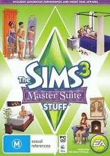 Sims 3: Master Suite Stuff Pack (Windows/Mac, Region-Free) Origin Download