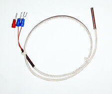 PT100 Temperature Sensor, Stainless steel Thermocouple Sensor Probe Temperature