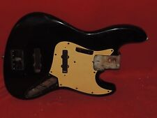 Fender 1978 Black Jazz Bass Body