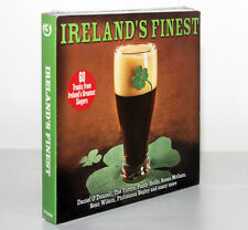 IRELAND'S FINEST [BOX 3 CD'S / 60 TRACKS FROM IRELAND'S GREATEST] 5060143490088
