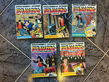 lotto 5 dylan dog speciale N° 5-6-7-9-10 ed. bonelli