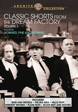 CLASSIC SHORTS FROM THE DREAM FACTORY 3 Region Free DVD - Sealed