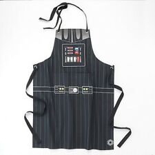 NEW THE FORCE AWAKENS DARTH VADER STAR WARS KIDS APRON COOKING CRAFTS PRETEND