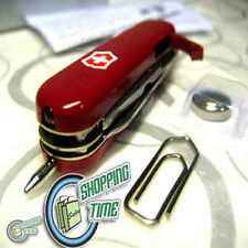 Victorinox Midnight Manager Red Swiss Army Knife Travel 0.6366 mid night nite