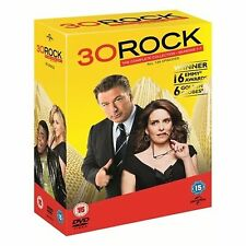 30 Rock Complete TV Series DVD Collection Boxset Season 1+2+3+4+5+6+7 + Extras