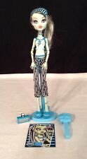 Monster High Series - Dead Tired Frankie Stein Mattel 100% Complete Retired