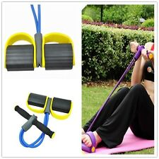 HOT Yellow Body Tummy Action Rower Abdominal Exercise Fitness Yoga Equipment 6L
