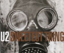 U2 - Sweetest Thing 3 track CD single (Australia) 1998