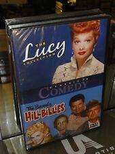 The Lucy Collection / The Beverly Hillibillies (DVD) 3-Disc! 31 Episodes! NEW!