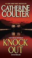 G, KnockOut (FBI Thrillers), Catherine Coulter, 0515148121, GREAT Book 2009