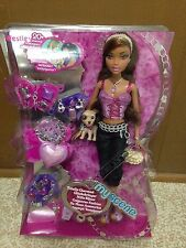 2006 Barbie My Scene Totally Charmed Westley Madison Doll African American Rare
