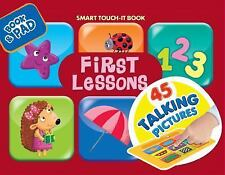 Smart Touch-It Book: First Lessons by AZ Books (2015, Board Book)