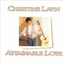 Christine Lavin - Attainable Love (CD, Rounder Select) Yonder Blue