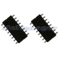2x HEF4017BT/ 4017 SMD Decade Counter/Divider IC SO-16 Package
