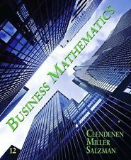 Business Mathematics, Brief Edition 9th Edition by Cleaves Ph.D., Cheryl, Hobbs