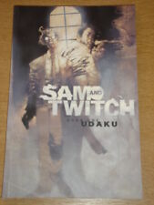 SAM AND TWITCH GRAPHIC NOVEL  BOOK ONE 1 UDAKU SPAWN 9781582401768