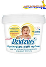DZIDZIUS / BABY - SOAP FLAKES - BUCKET - FOR WASHING BABY CLOTHES - 400g