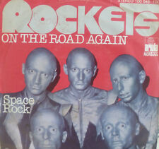 """7"""" 60s CV 1978 VG +! the Rockets: on the Road Again"""