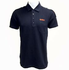 Kickers Navy Blue S Mens Polo Shirt T-Shirt BNWT Brand New Top Nwt Bn