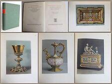 Sponsel Das Grüne Gewölbe zu Dresden Bd 1 1925 Schätze Gefäße Kunst Sachsen xz