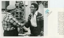 FRED BERRY ERNEST THOMAS SHAKE HANDS WHAT'S HAPPENING!! 1978 ABC TV PHOTO