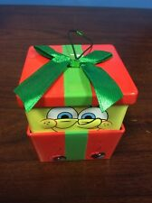 Spongebob Squarepants Candy Filled Ornament Holiday Tin Nickelodeon