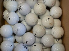 40 mixed Nike golf balls NDX PD Long Soft Crush SFT Juice etc Grade B