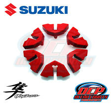 99 - 07 SUZUKI HAYABUSA 1300R PERFORMANCE REAR CUSH DRIVE RUBBER DAMPERS SET