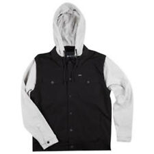 Matix Canvas Trucker Feece Jacket (XL) Black