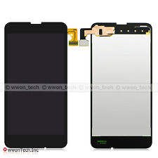 Black Nokia Lumia 630 Touch Screen Digitizer LCD Display Assembly Replacement